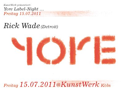 Yore Records label night