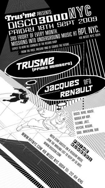 TrusMe - Live at APT